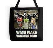 The Waka Waka Walking Dead Tote Bag