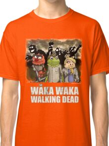 The Waka Waka Walking Dead Classic T-Shirt