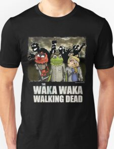 The Waka Waka Walking Dead T-Shirt