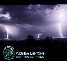 Branded: Wide Bay Lightning by SouthBrisStorms