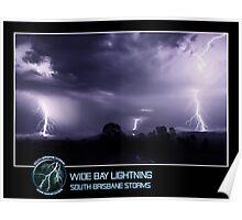 Branded: Wide Bay Lightning Poster