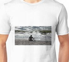 Surf Yoga Unisex T-Shirt