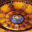 Crystal Ball, Detroit Fox Theater by kelleygirl
