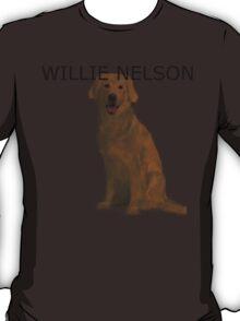 Willie Nelson Dog T-Shirt