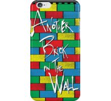 Brick in the Wall iPhone Case/Skin