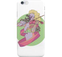 The Violinist iPhone Case/Skin