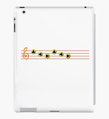 Ocarina Melodies - Epona's Song iPad Case/Skin