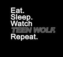 Eat, Sleep, Watch TEEN WOLF, Repeat {FULL} by fandomss