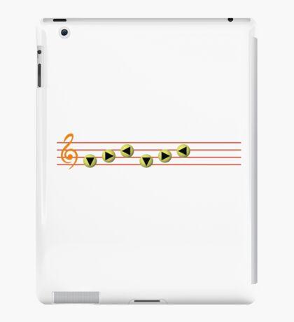 Ocarina Melodies - Saria's Song iPad Case/Skin