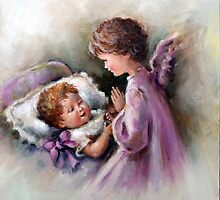 The Guardian Angel by Ivana Pinaffo