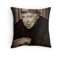 Cool Dude at 81 Throw Pillow