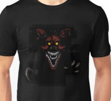Five Nights at Freddy's - Fnaf 4 - Nightmare Foxy Unisex T-Shirt