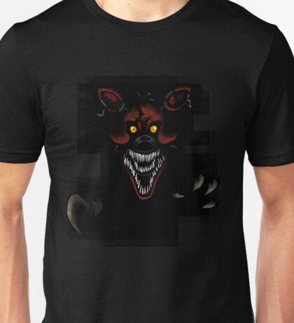 Five Nights at Freddy's - Fnaf 4 - Nightmare Foxy Unisex T-Shirt