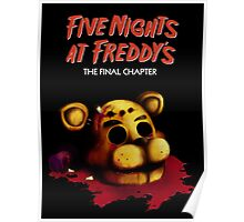 Five Nights at Freddy's The Final Chapter - FNAF 4 Poster