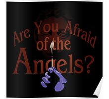 Are You Afraid of the Angels? Poster