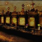 Untitled Cemetery - Metarie, La. by Scott Mitchell