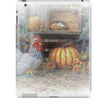 Autumn's Roost iPad Case/Skin