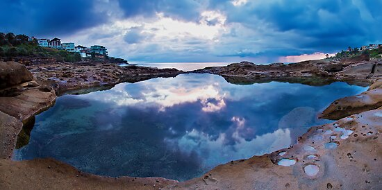 Lurline Reflections by Mark  Lucey