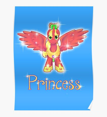 My Little Pony - MLP - Princess Big Mac Poster