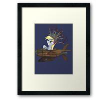 My Little Pony - MLP - Derpy Hooves Framed Print