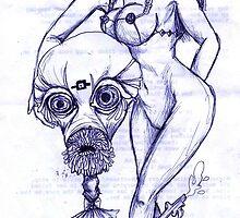 Alien Odyssey by raspberryslice