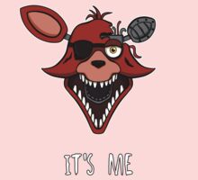 Five Nights at Freddy's - FNAF 2 - Foxy - It's Me One Piece - Short Sleeve