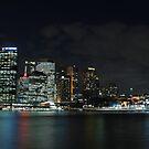 A Sydney City Night by Ryan Conyers