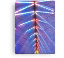 Air Force Academy Chapel Ceiling Canvas Print