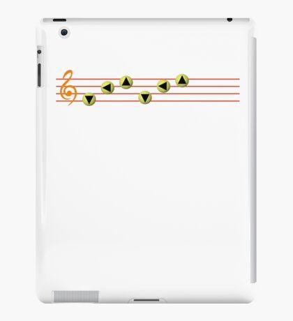 Ocarina Melodies - Song of Soaring iPad Case/Skin