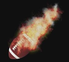 Football Flames by ratherkool