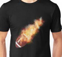 Football Flames Unisex T-Shirt