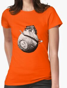 Oyasumi PunPun Womens Fitted T-Shirt