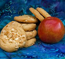 Cookies with Apple by BizziLizzy