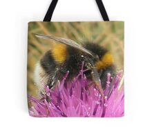 A Scottish Bumble Bee Tote Bag
