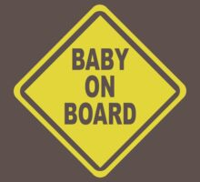 Baby On Board Bumper Kids Clothes