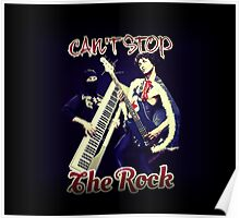 "NSP ""Can't Stop The Rock"" Poster"