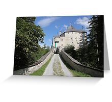 Oranmore Castle, Galway, Ireland Greeting Card