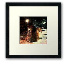 Circe Framed Print