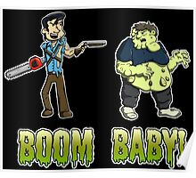 Boom Baby! Poster