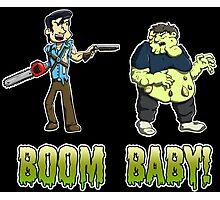 Boom Baby! Photographic Print