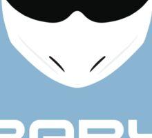 Top Gear's Baby Stig Sticker