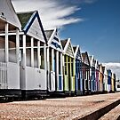 Southwold beach huts by 28aboveSea