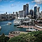 Sydney Harbour by 28aboveSea