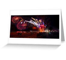 Blink Margate...! Greeting Card