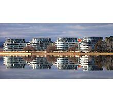 Waterfront Apartments, Kingston Photographic Print