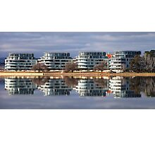 Waterfront Apartments, Kingston Photographic Print