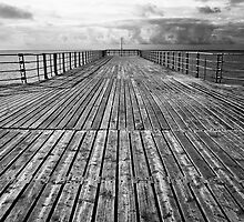 Pier Symmetry by Paul Davey
