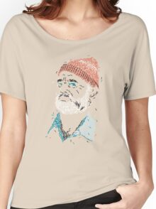 Zissou of Fish Women's Relaxed Fit T-Shirt