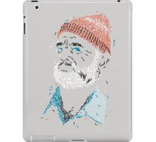 Zissou of Fish iPad Case/Skin