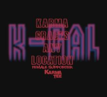 K-GAL (for the female supporters) by KARMA TEES  karma view photography